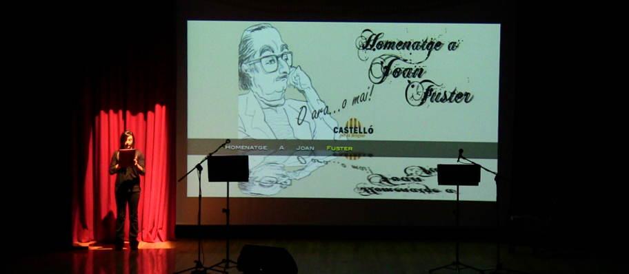 Homenatge a Fuster: Recitals de textos acompanyats a la guitarra per Jaume Rico