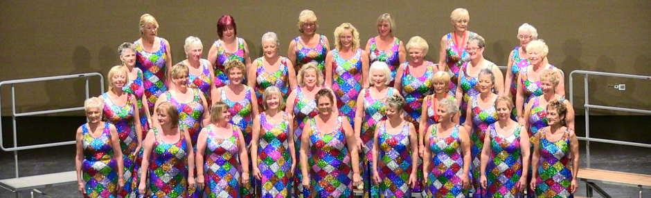 Bella A Capella 3: Spangles Ladies Chorus