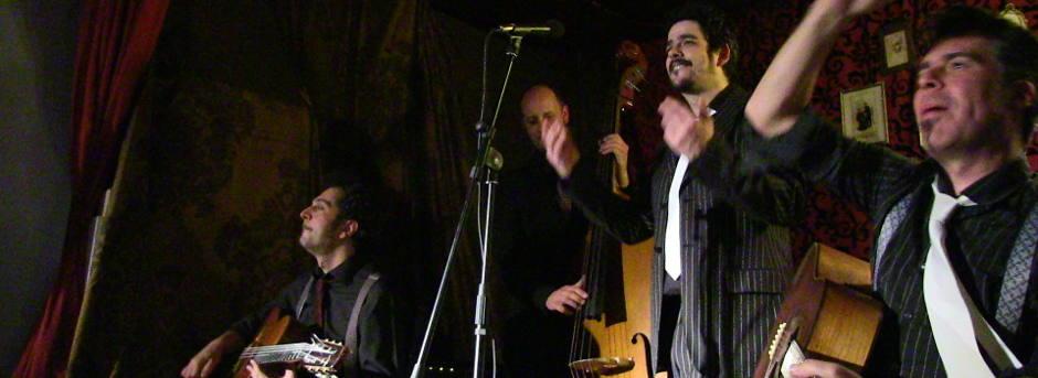 Aguardiente Swing Quartet a la Rata Cellarda de Beneixama
