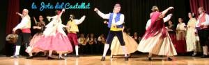 Grup de Danses i Cançons de Castalla: La Jota del Castellut