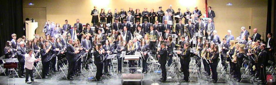L'Agrupació Musical Santa Cecília amb Lusa Monllor: Betlem i El Jesuset