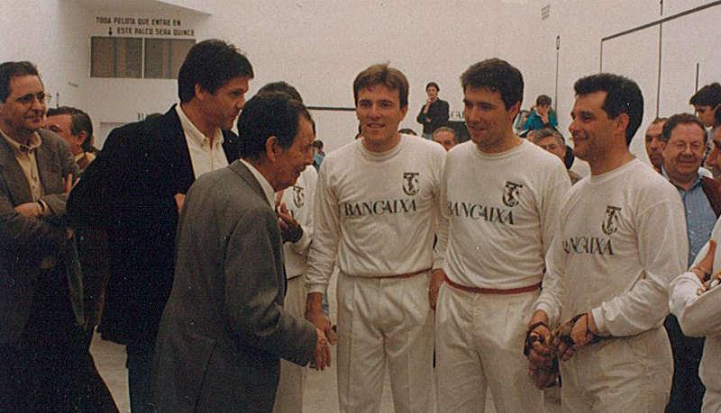 Entrevista a Enric Valor amb motiu del Simposi d'Estudi i Festa (1995)