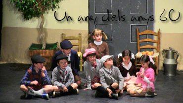 Grup Teatre COMPI: Un any dels anys 60
