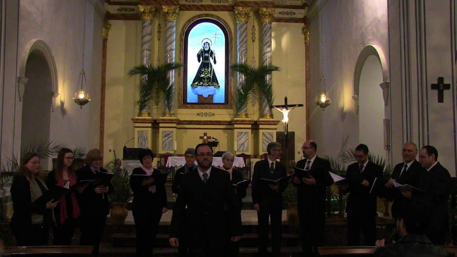 """Cor """"L'Aplec"""" d'Alcoi i La Capella de L'Assumpció de Castalla – La Corona de Roses"""