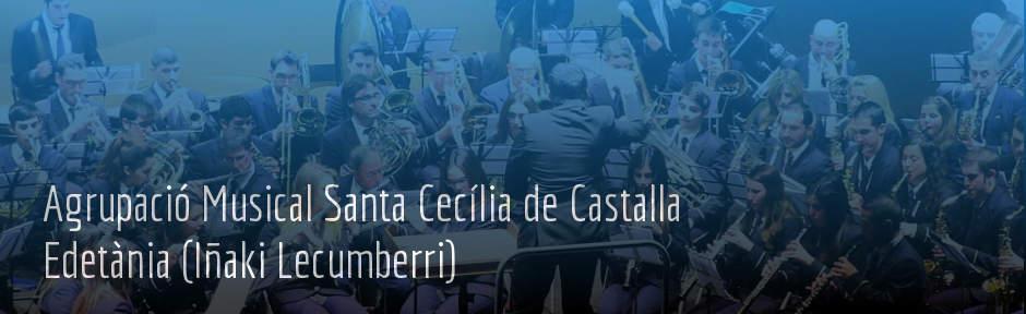 Agrupació Musical Santa Cecília de Castalla - Edetània