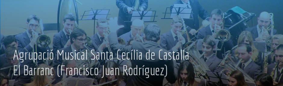 Agupació Musical Santa Cecília de Castalla- El Barranc (Kiko Juan)