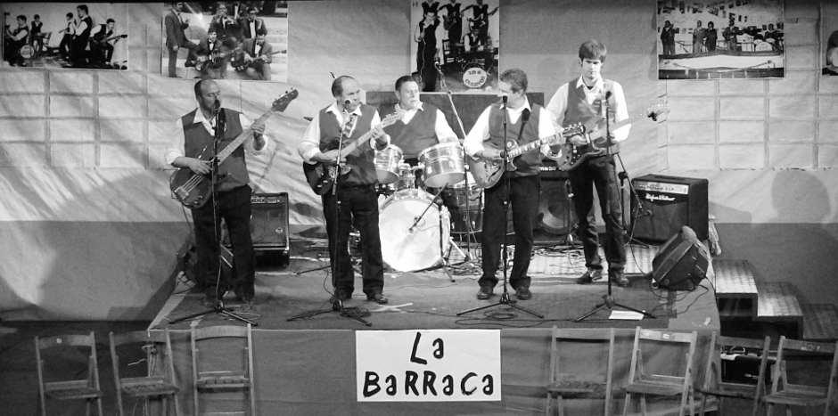 """Los Cuervos - La Plaga (En Directe a """"La Barraca"""")"""