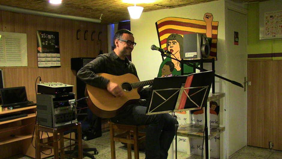 Xavi Sarrià - Viure