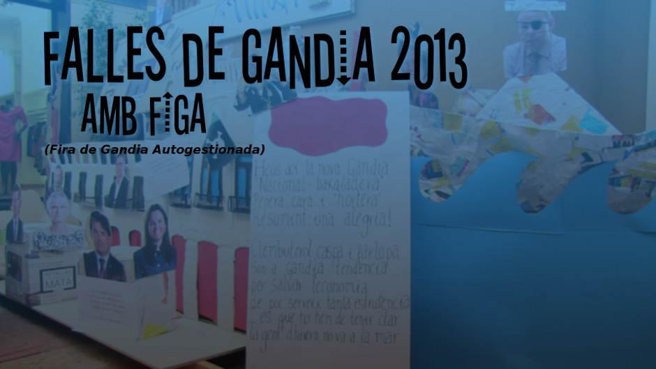 Falles de Gandia 2013 amb FiGA