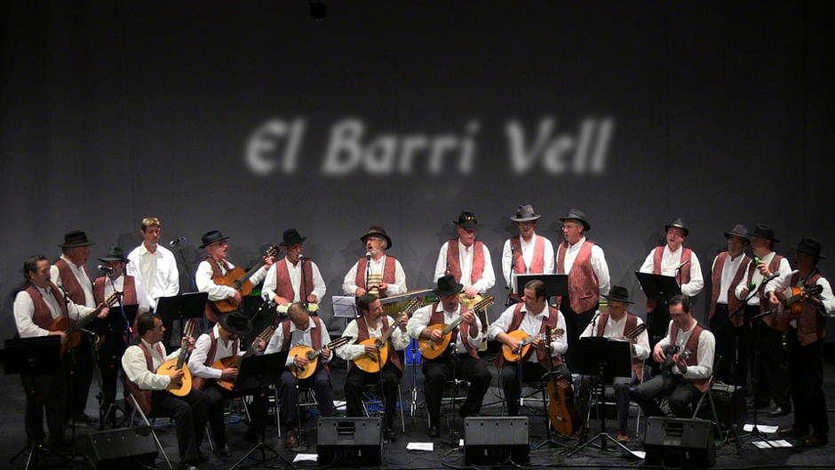 """Parranda """"El Portell"""" - El Barri Vell"""