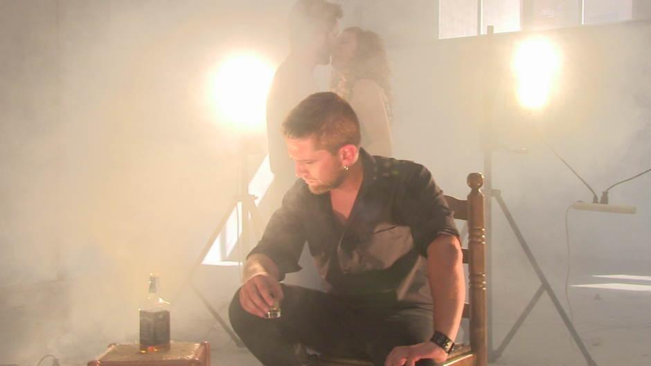 """Gravació del Tema """"Amor Suicida"""" de Pipo"""