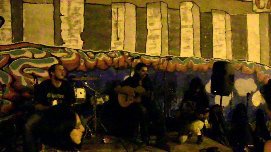 Azeitunilla y la Banda del Palillo