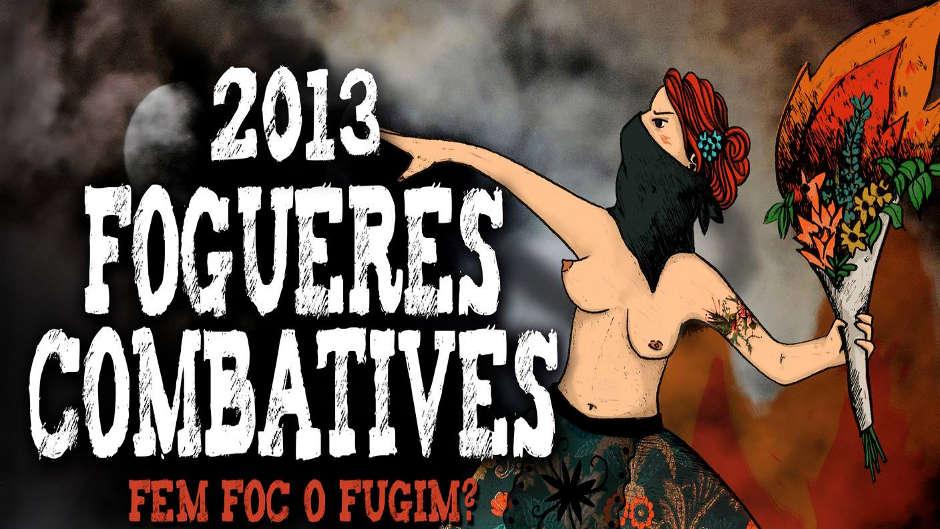 Vine a Fogueres Combatives a Alacant! (Spot)