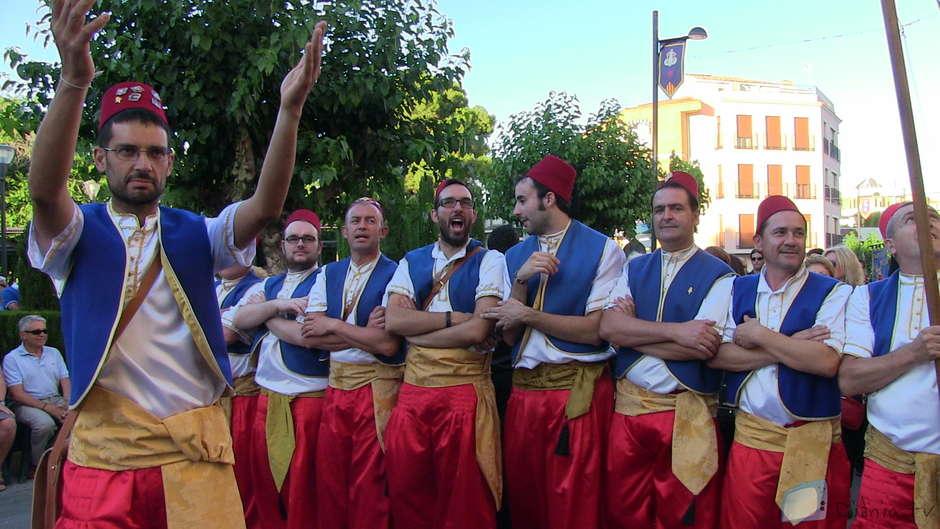 Germanor i Festa al II Congrés de Moros Vells i Fundadors de Castalla