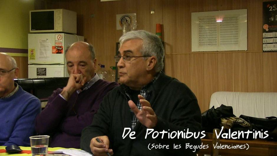 De Potionibus Valentinis (Sobre les Begudes Valencianes)