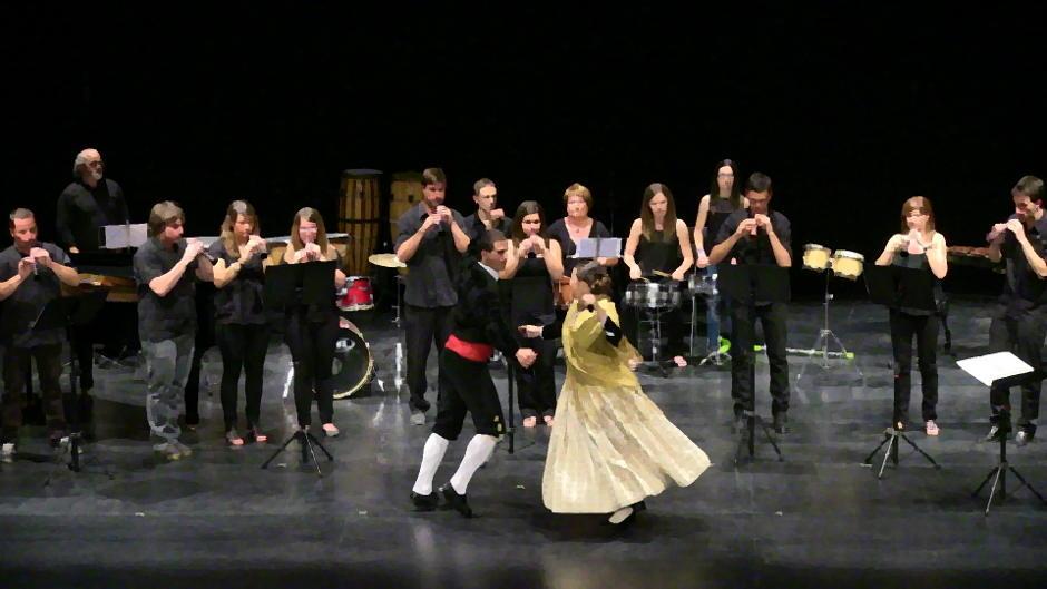 El Sogall - La Dansa i el Fandango Anganyat de Castalla
