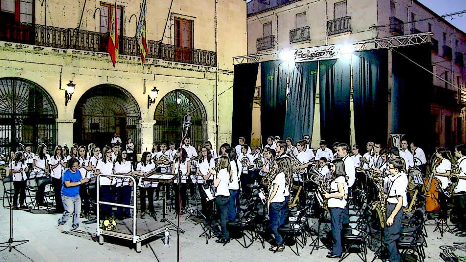 Banda Jove AMSC de Castalla – Estruch (Lusa Monllor)