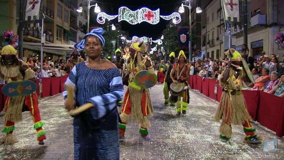 Dansa Tribal Africana