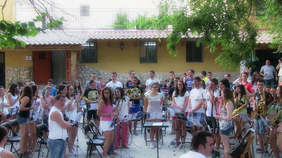 Banda Jove AMSC Castalla - José Luís Valero