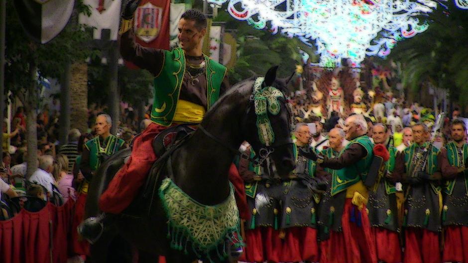 Festes a Diània: Moros i Cristians a Cocentaina 2013