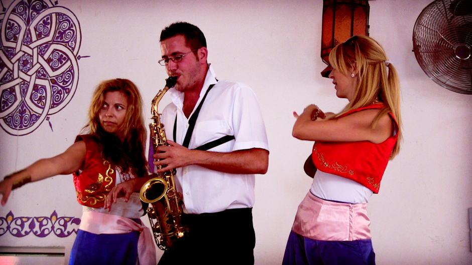 Banda Primitiva del Palomar - Macarenas (Pérez Prado)