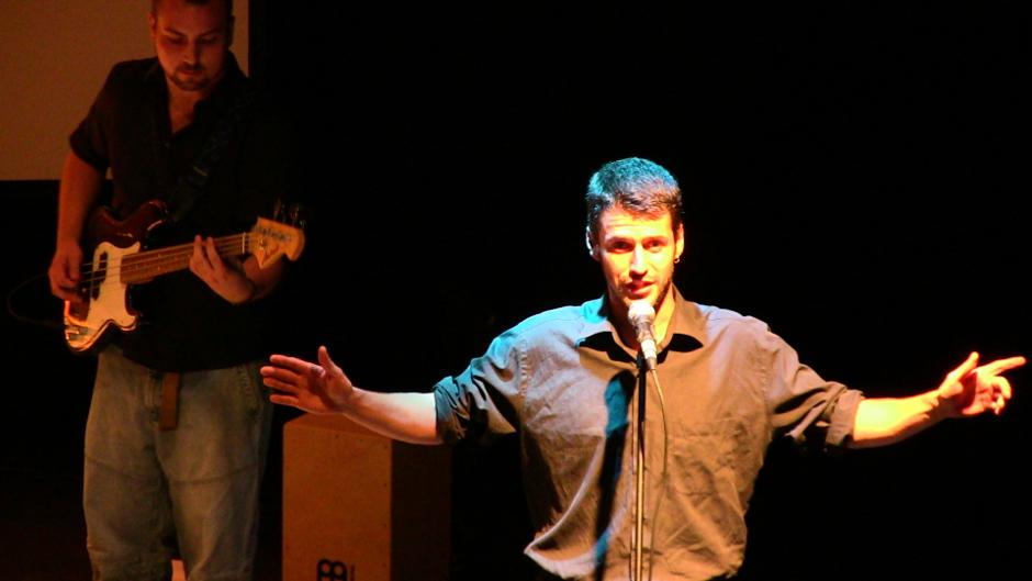 """El Diluvi porta l'Ovidi a Igualada amb l'espectacle """"No me'n vaig, sóc qui torna"""""""