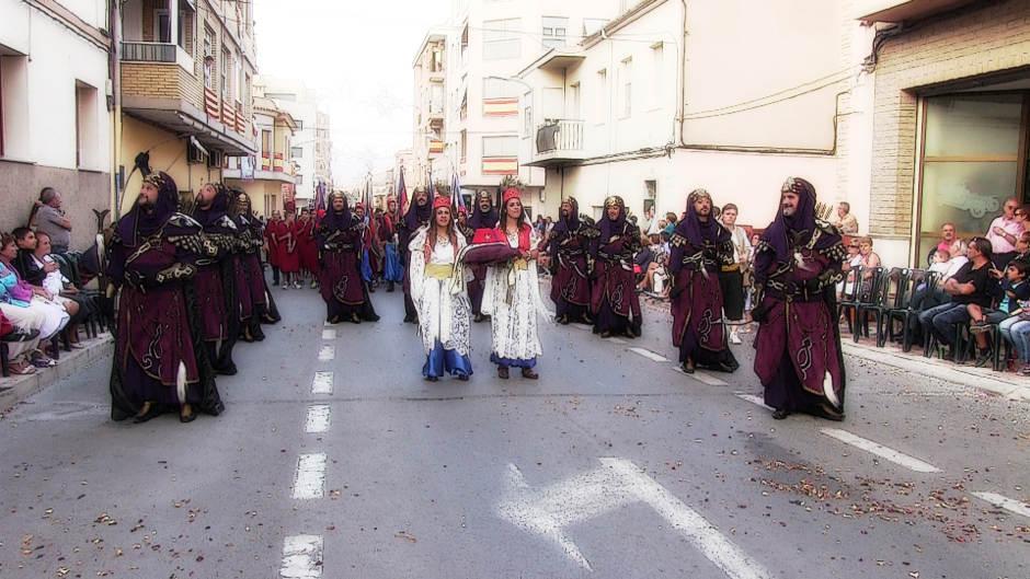 "Capitania Moros Vells Esquadra ""Karesdures"" - We Will Rock You (Marxa Mora)"