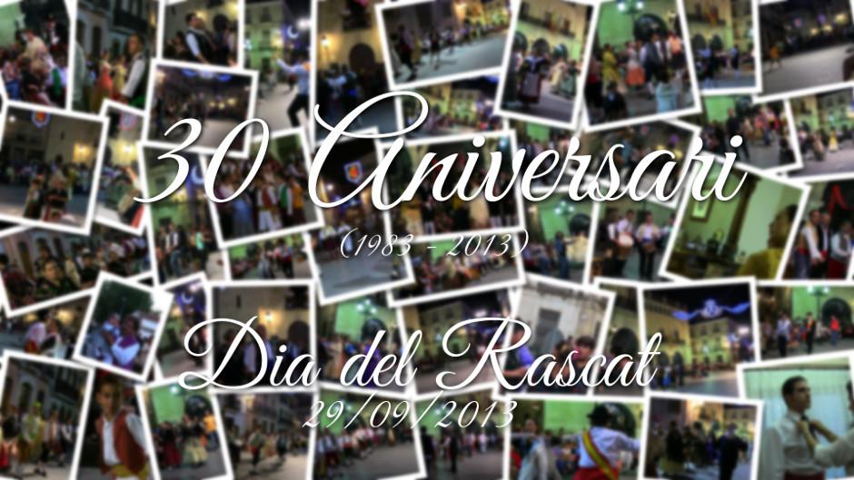 Danses a Castalla (1983-2013) 3 Part: Dia del Rascat