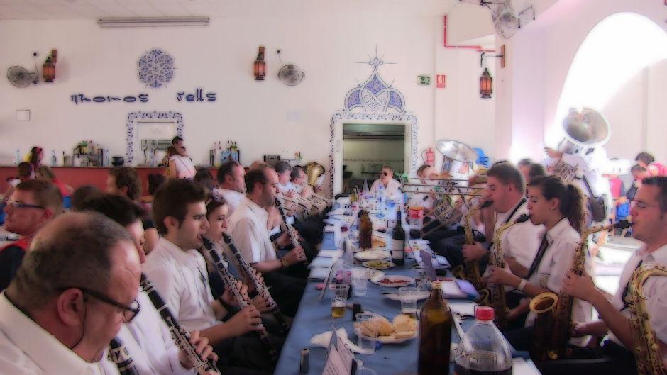 Banda Primitiva Palomar - Maria i Enrique