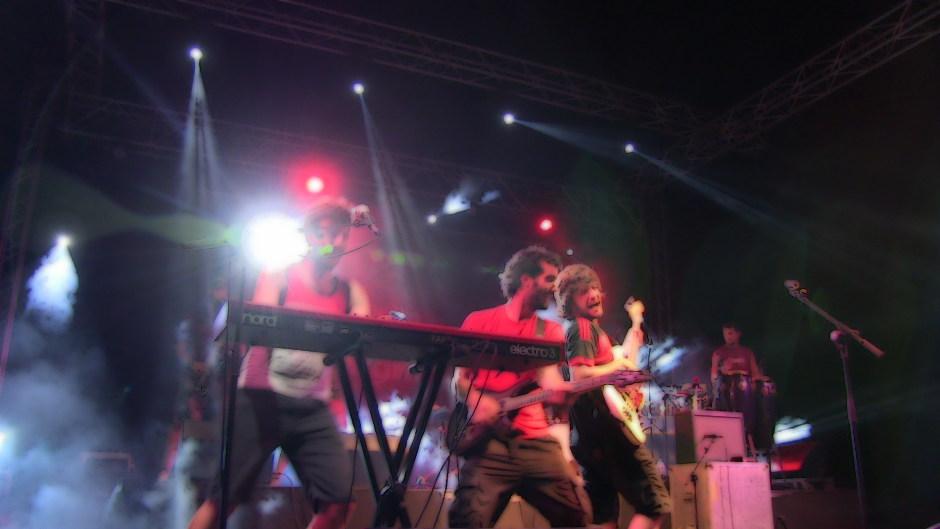 Txarango - Vola i Benvinguts (Meruts Festival 2013)