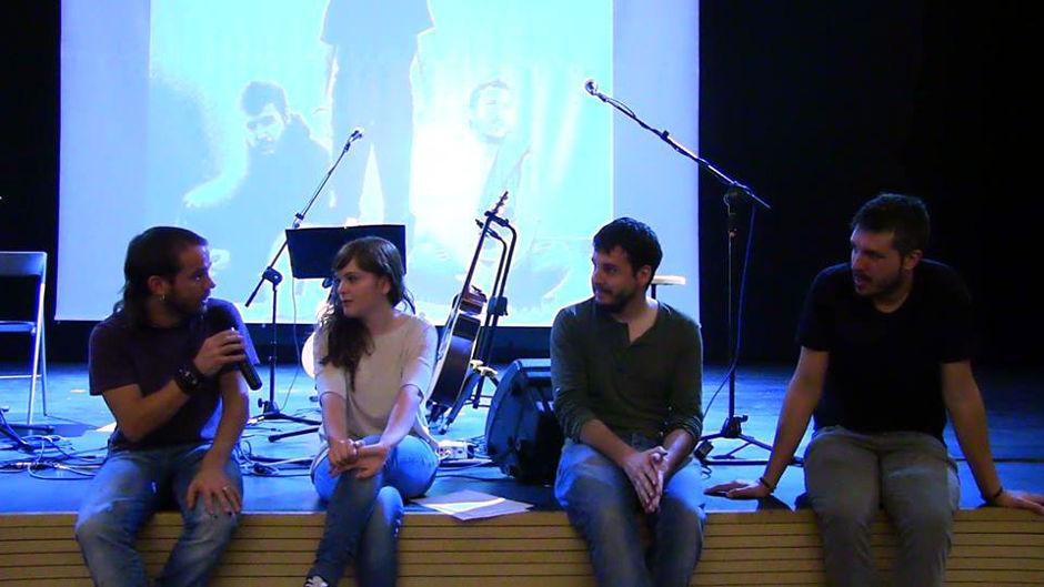 Una cançó d'amor pot ser molt poderosa: Entrevista a Alabajos, Freixas i Valor