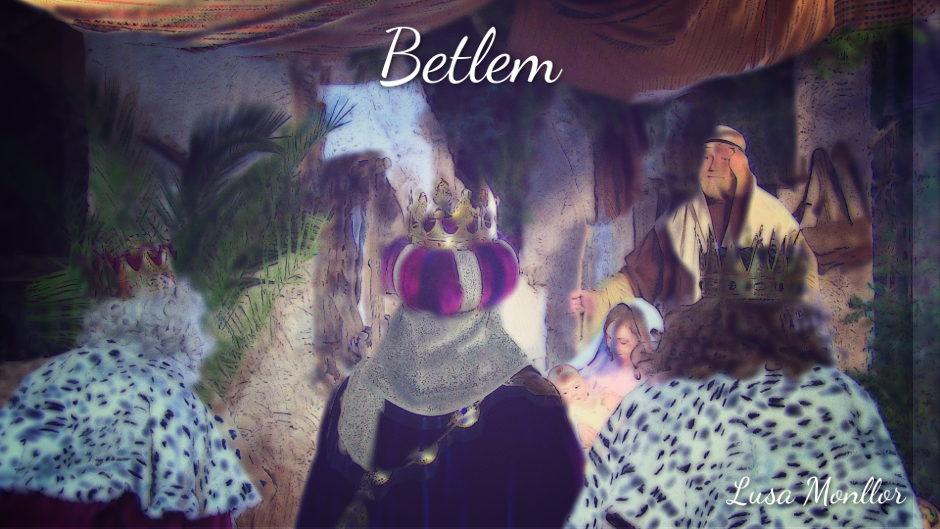 Lusa Monllor - Betlem (Cavalcada 2014)