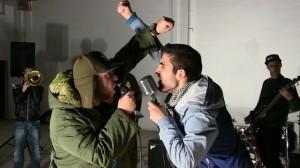 Respeto Bajo Zero grava el vídeoclip de Presos del Miedo, tema del seu proper disc