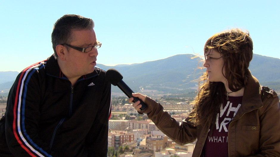 Castalla amb el Sàhara: Entrevista a Cecilio Cárceles