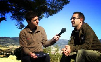 """Josep Lluís Bernabeu ens presenta el llibre """"Les serres de La Foia de Castalla"""""""