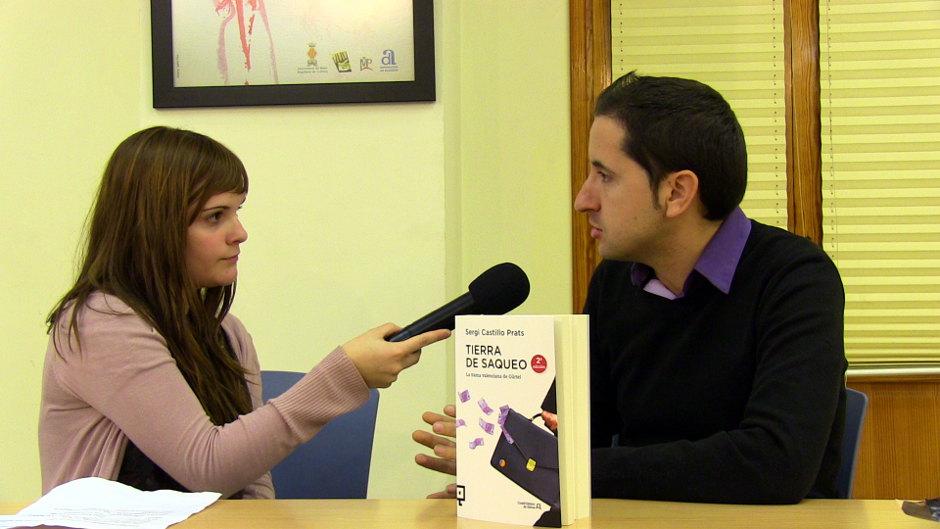 """""""Tots els casos de corrupció estan vinculats en un d'únic: El cas Partit Popular"""" , Entrevista a Sergi Castillo"""