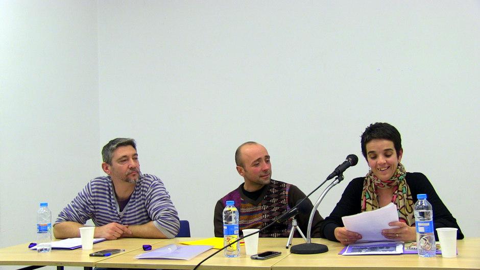 8 de març a Alcoi amb Fonèvol i La Nova Muixeranga per reivindicar la integració de la dona en la festa