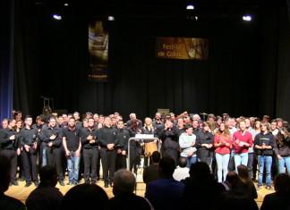 """""""Mal Passet"""" i """"El Terròs"""" dignifiquen el folklore valencià a la 10ª Edició del Festival de Colles de Cocentaina"""