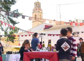 Setla de Nunyes viu una jornada festiva i familiar en la 2ª Fireta de l'Oli i del Vi