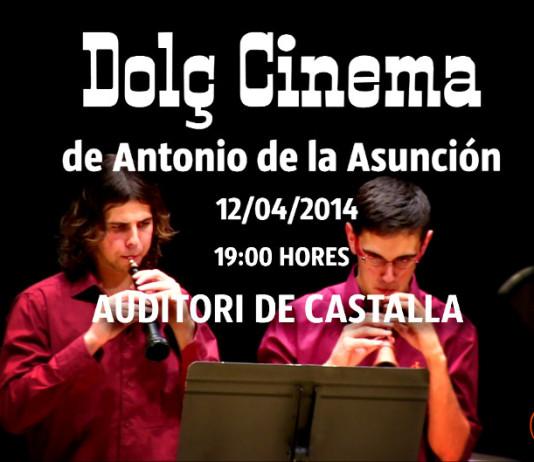 """El Sogall presenta """"Dolç Cinema"""" el 12 d'abril a l'Auditori (Espot)"""
