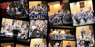 Concert Mig Any Fester 2013 a càrrec de l'Agrupació Musical Santa Cecília (1)