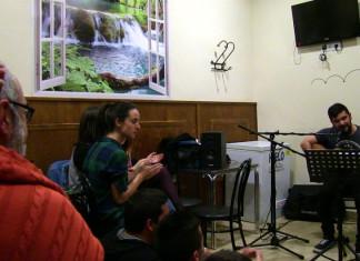 Manel Espinosa - Cante (en viu al M'agrada)