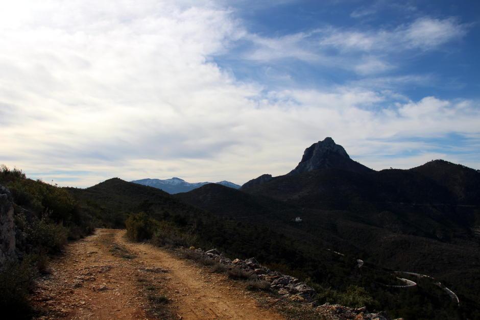 Diània La Muntanya Comarques Centrals Valencianes