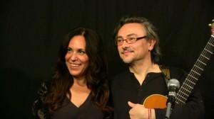 Amàlia Garrigós i Joan Amèric
