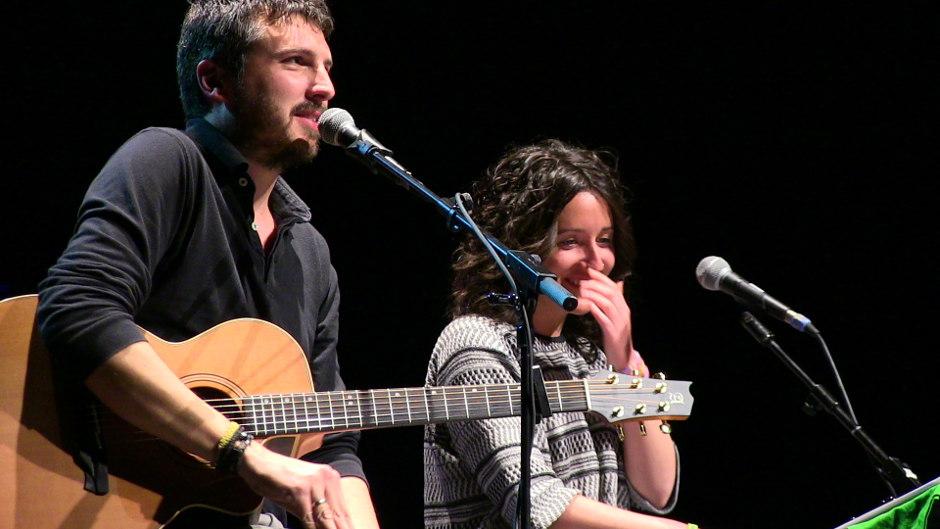 Andreu Valor i Berta Íñiguez