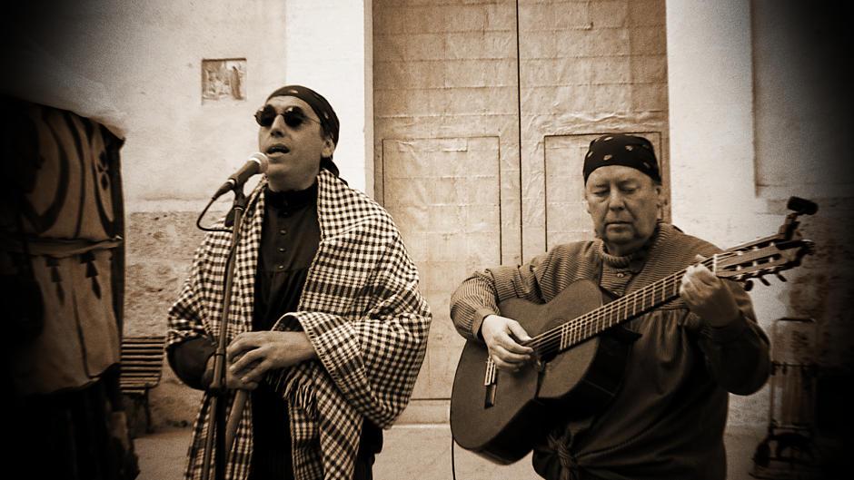 Pep Gimeno Botifarra- Romanços de cegos (en viu a la Fireta de Muro)