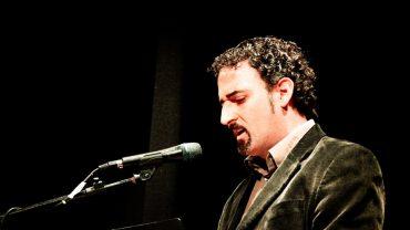 """David Vidal recita """"El Vol del Silenci"""" de Manel Arcos"""