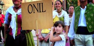 Els balls populars envolten Onil en el desé Aplec de Danses dels pobles de la Mariola