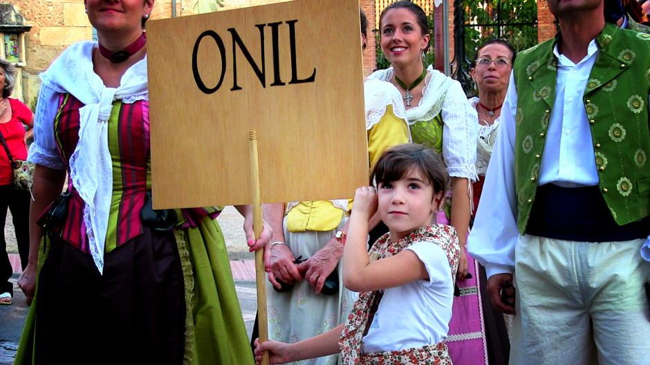 Onil fou el poble amfitrió del X Aplec de Danses de la Mariola