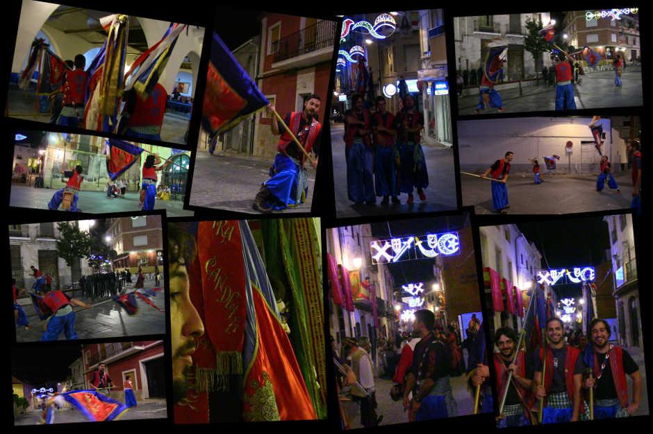 Dia 2: L'arreplegada de Banderes d'Alà ke Tajà